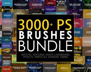 Photshop Brushes Bundle