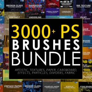Photshop Brushes Bundle